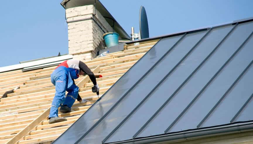 Kinds of Commercial Roofing Systems